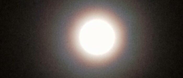 Luna llena 30 Nov 2020. Irma